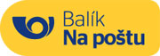 Balík Na poštu logo - Èeská pošta
