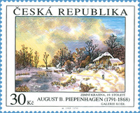 Most Beautiful Stamp 2011