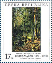 Most Beautiful Stamp 1999