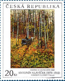 Most Beautiful Stamp 2003